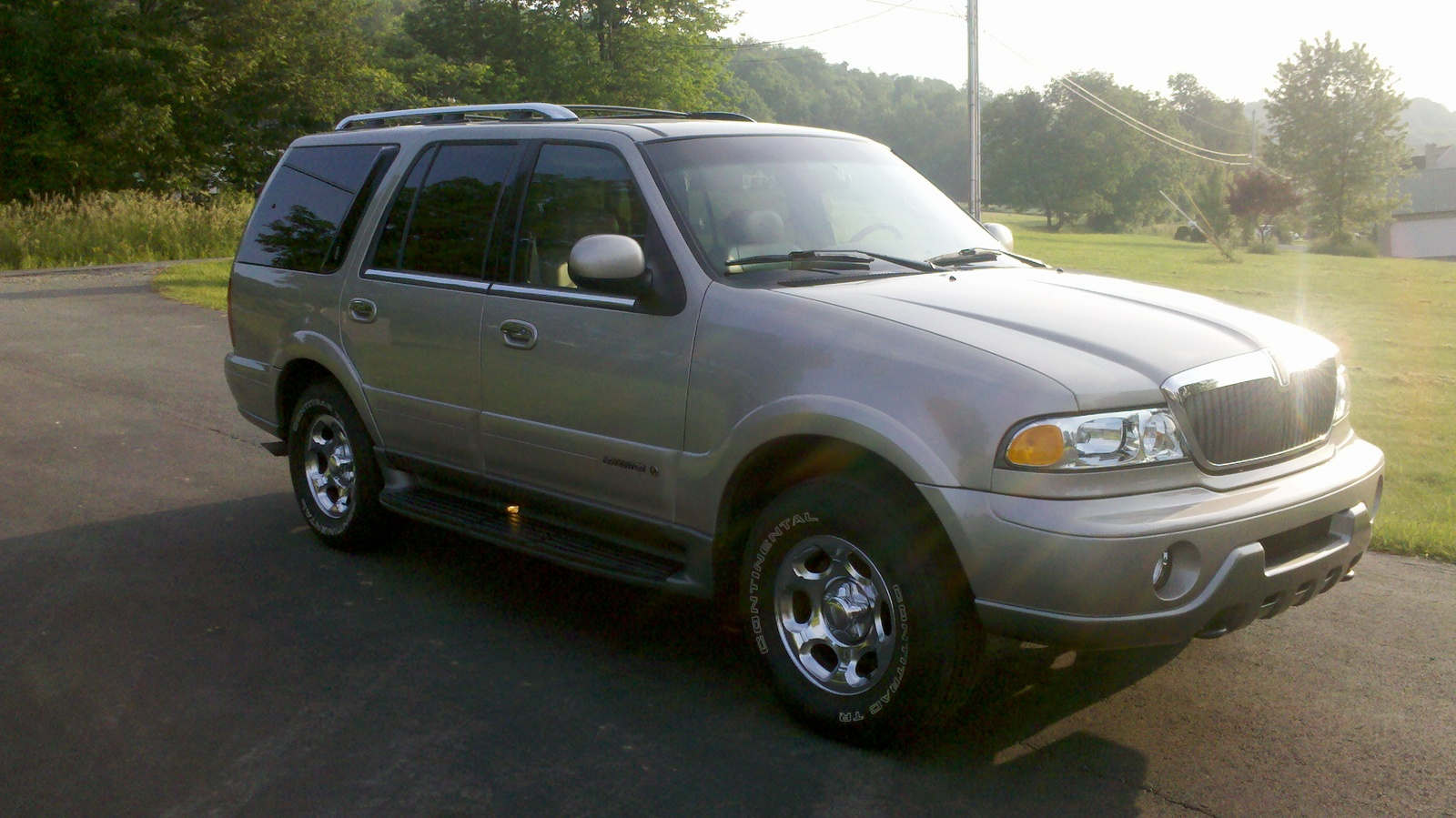 2001 Lincoln Navigator Pictures Cargurus