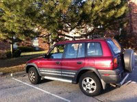 Picture of 1996 Toyota RAV4 4 Door AWD, exterior, gallery_worthy