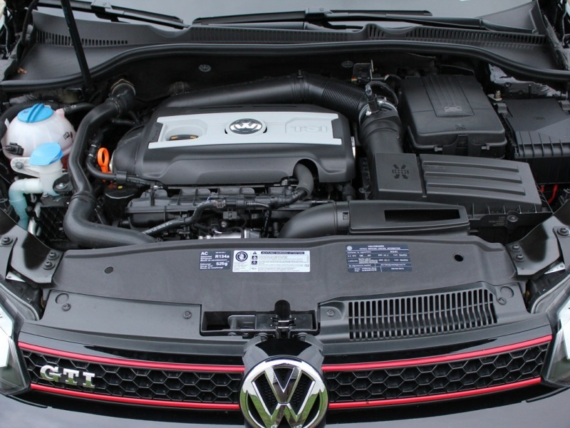 Picture of 2011 Volkswagen GTI 2.0T PZEV w/ Sunroof and Nav 2dr, engine