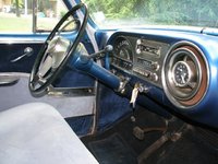 1953 Pontiac Chieftain picture, interior
