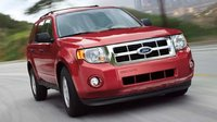 2012 Ford Escape, Front View, exterior, manufacturer