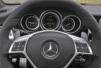 2012 Mercedes-Benz CLS-Class, Interior View, manufacturer, interior