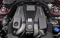 2012 Mercedes-Benz CLS-Class, Engine View, engine, manufacturer