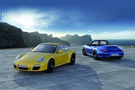 2012 Porsche 911, Exterior View, exterior, manufacturer