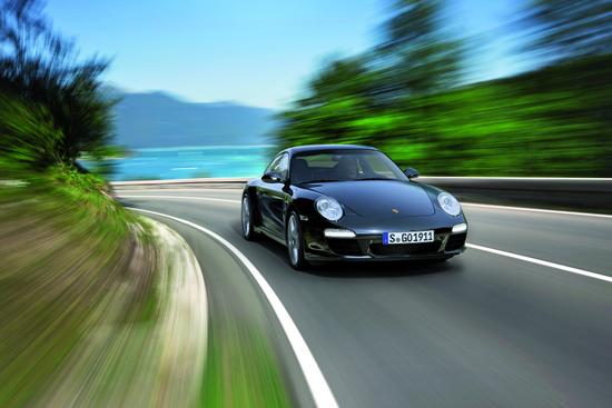 2012 Porsche 911, Front View, exterior, manufacturer