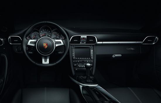 2012 Porsche 911, Interior View, interior, manufacturer