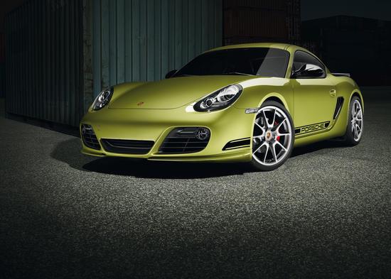 2012 Porsche Cayman, Front Left Quarter View, exterior, manufacturer