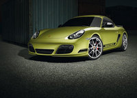 2012 Porsche Cayman Overview