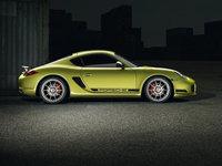 2012 Porsche Cayman, Right Side View, exterior, manufacturer