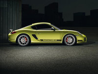 2012 Porsche Cayman, Right Side View, manufacturer, exterior