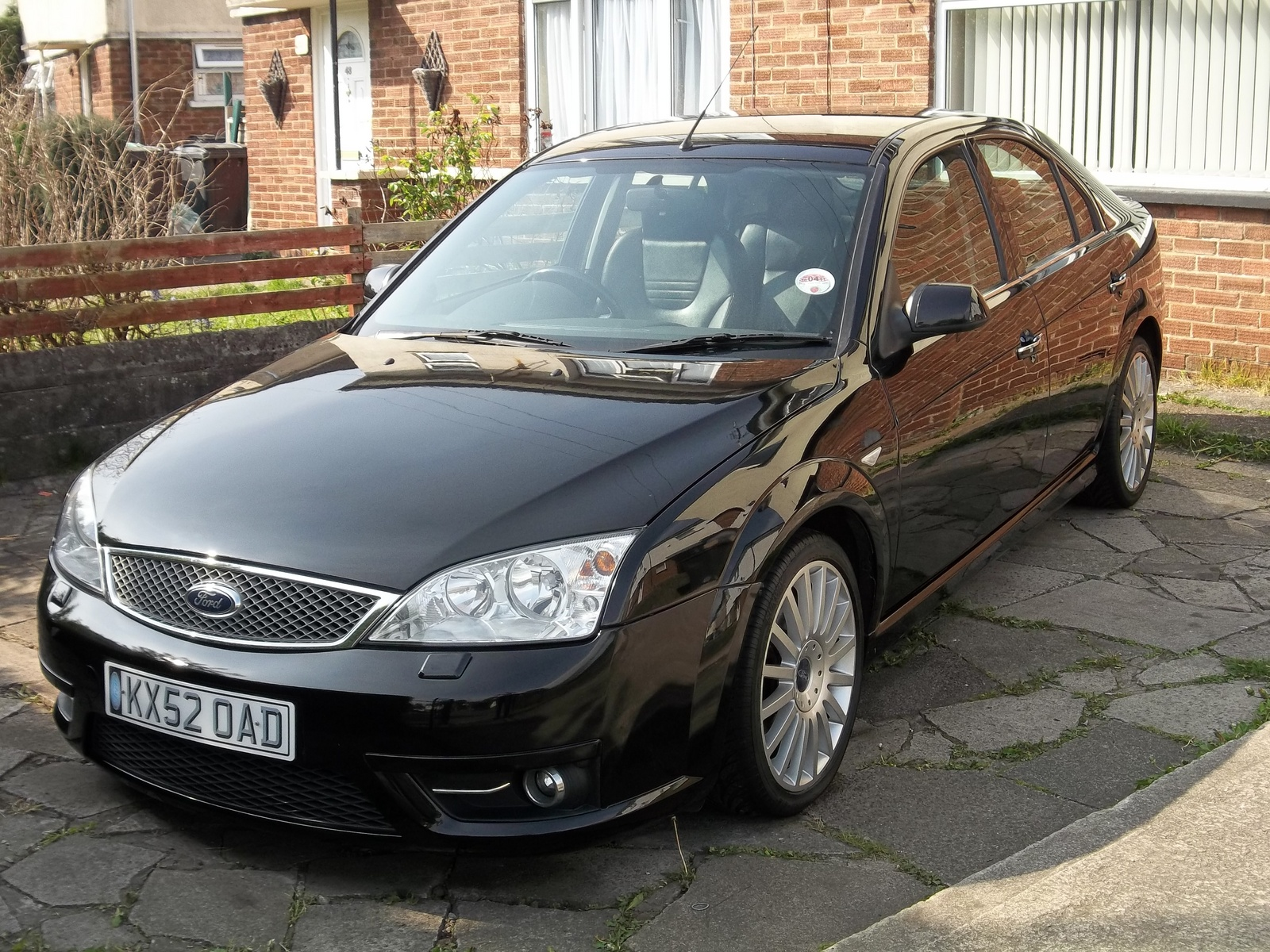 2004 ford mondeo pictures cargurus. Black Bedroom Furniture Sets. Home Design Ideas