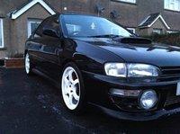 1995 Subaru Impreza Picture Gallery