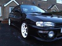 1995 Subaru Impreza Overview
