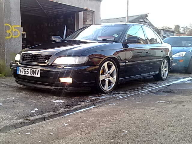 Picture of 2000 Vauxhall Omega