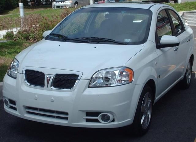 2007 Pontiac Wave, Google Images