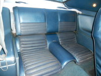Picture of 1970 Ford Mustang Mach 1, interior