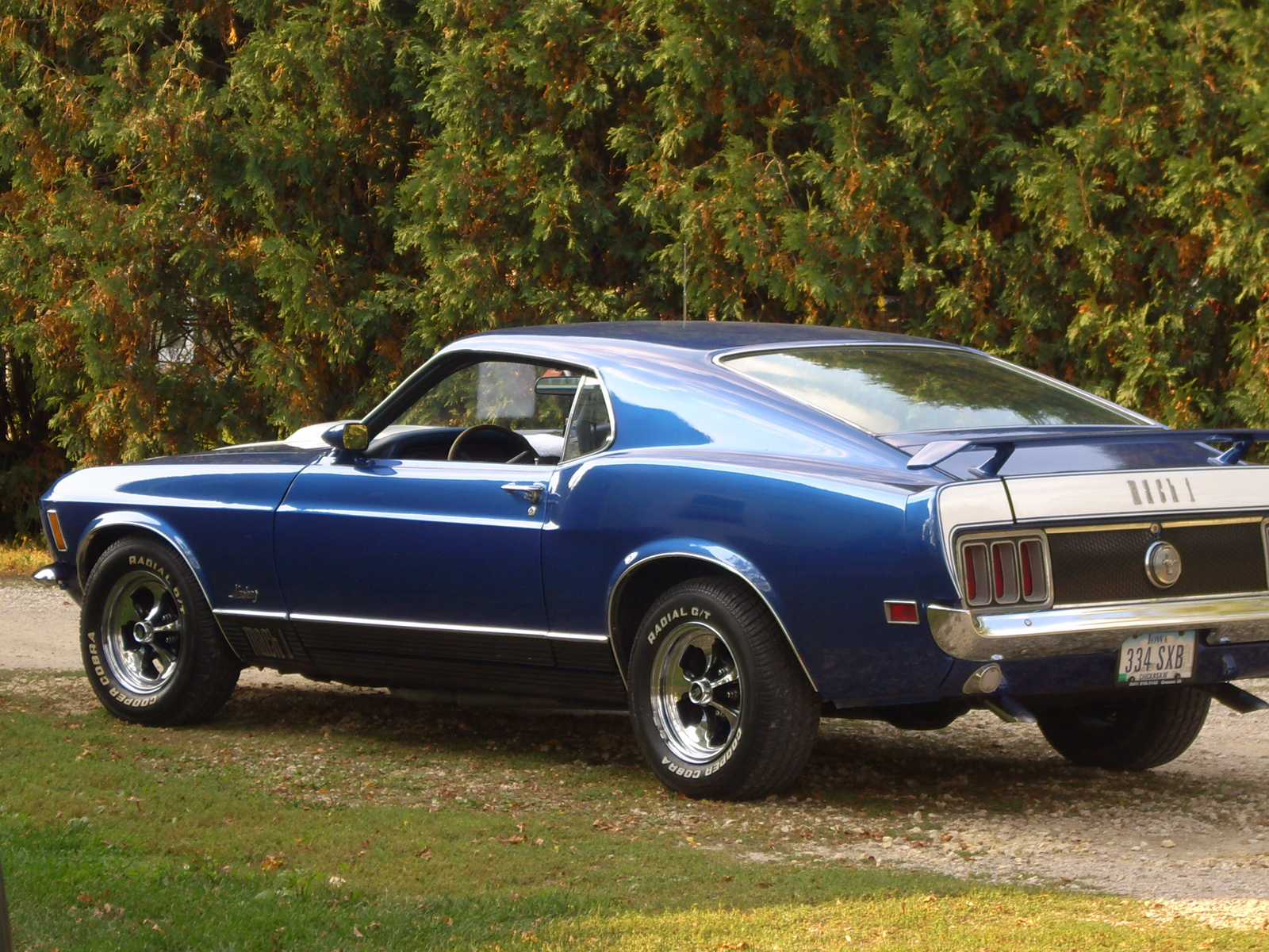 1970 Ford Mustang Mach 1  Classic Automobiles  Car Wallpaper