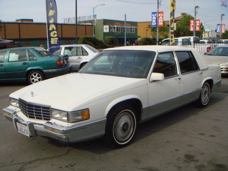 1990 cadillac deville specifications cargurus. Cars Review. Best American Auto & Cars Review