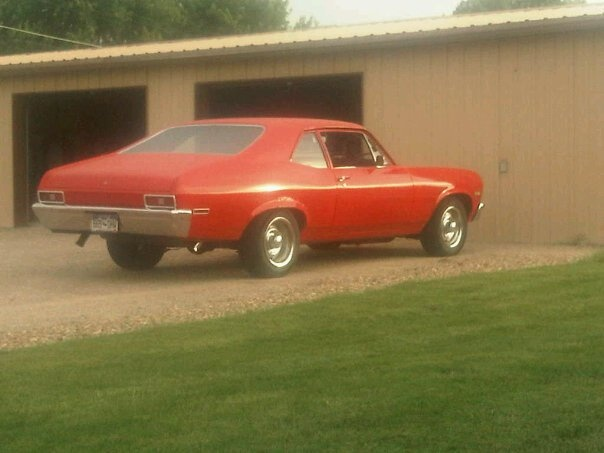Picture of 1971 Chevrolet Nova, exterior, gallery_worthy