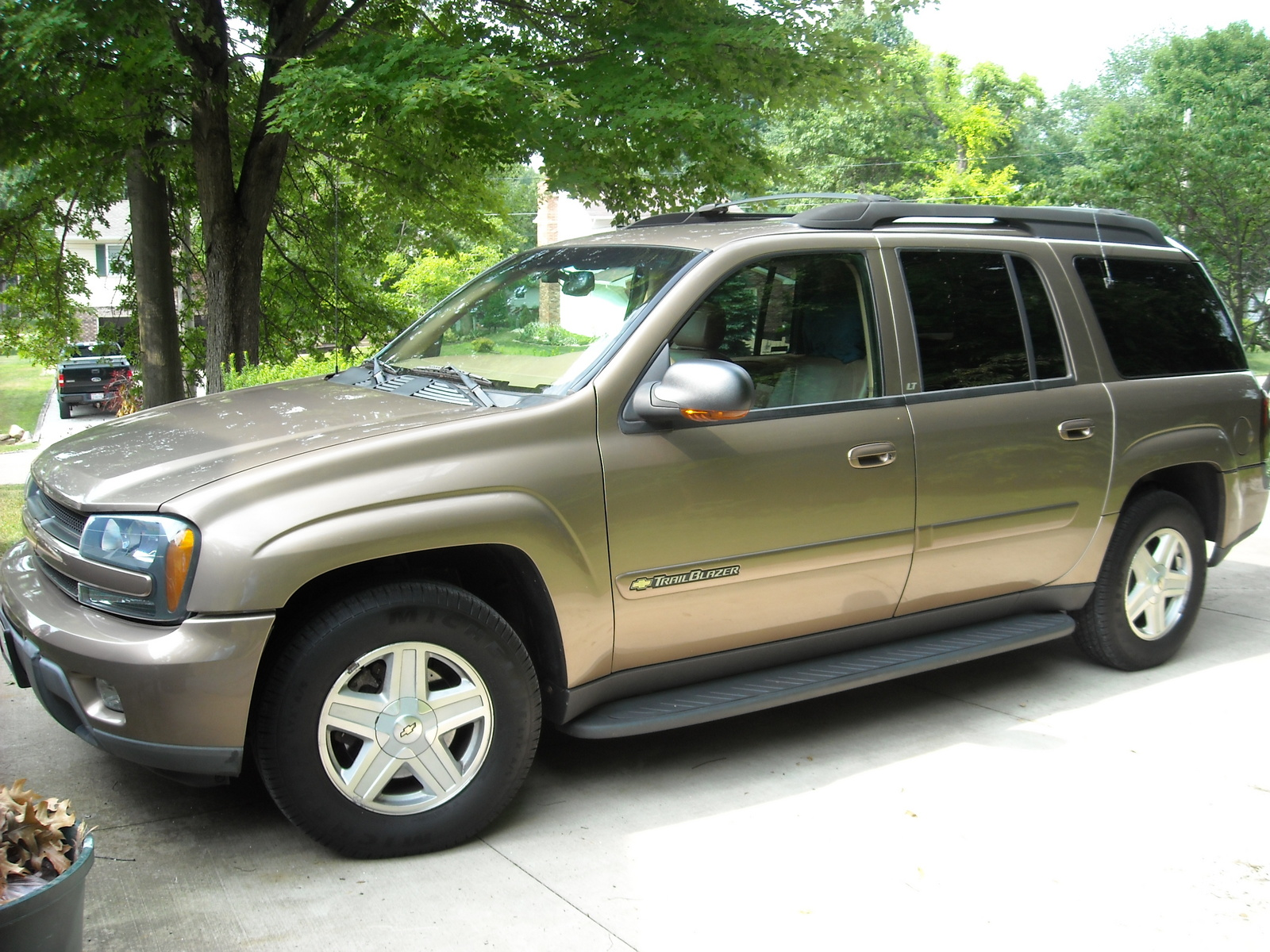 2002 Chevrolet TrailBlazer - Pictures - CarGurus