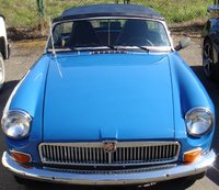 1969 MG MGB Roadster Overview
