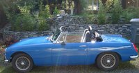Picture of 1969 MG MGB Roadster, exterior