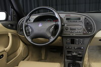 Picture of 2003 Saab 9-3 SE Convertible, interior, gallery_worthy