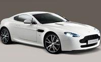 2011 Aston Martin V8 Vantage, Front quarter view. , exterior, manufacturer