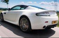 2011 Aston Martin V8 Vantage, Back View. , exterior, manufacturer
