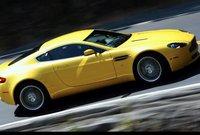 2011 Aston Martin V8 Vantage, Side View. , exterior, manufacturer