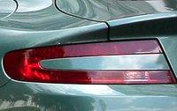 2011 Aston Martin V8 Vantage, Back bumper. , exterior, manufacturer