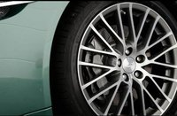 2011 Aston Martin V8 Vantage, Front Tire. , exterior, manufacturer