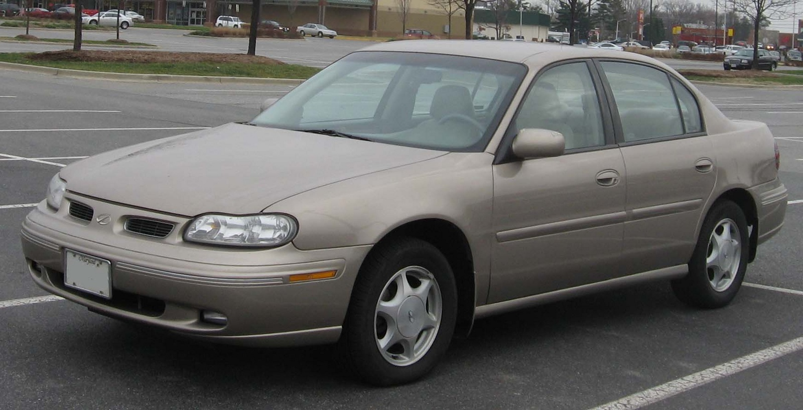 Picture of 1999 Oldsmobile Cutlass 4 Dr GLS Sedan, exterior