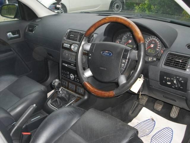 2005 ford mondeo interior pictures cargurus for Interior ford mondeo