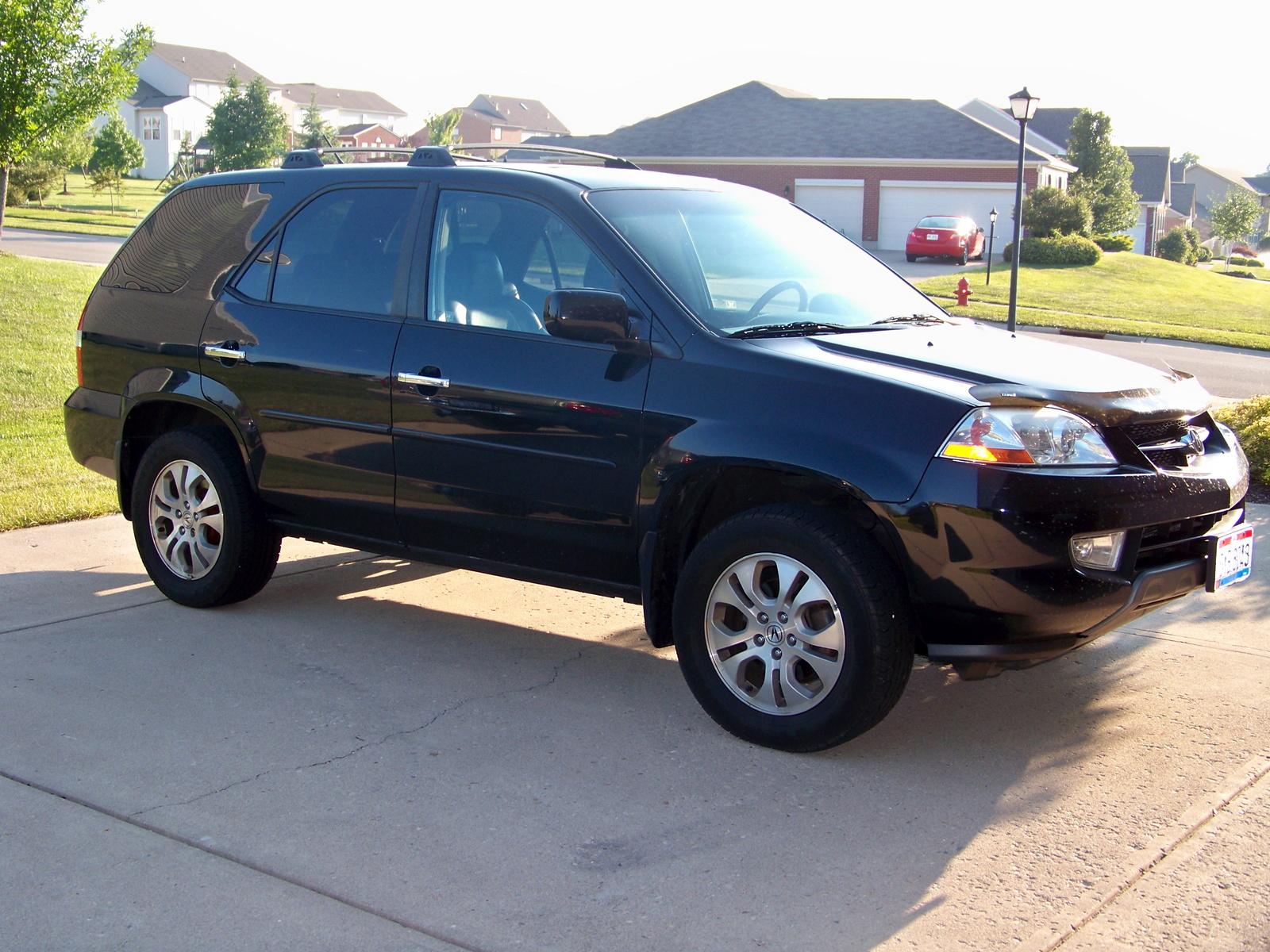 2001 Acura Mdx Interior >> 2003 Acura MDX - Pictures - CarGurus