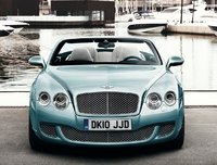 2011 Bentley Continental GTC, Front View. , exterior, manufacturer