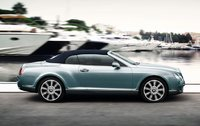 2011 Bentley Continental GTC, Side View. , exterior, manufacturer