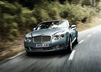 2011 Bentley Continental GTC, Front quarter view. , manufacturer, exterior