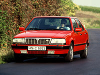 1988 Lancia Thema Overview