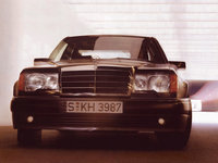 1992 Mercedes-Benz 500-Class 500E Sedan, 1992 Mercedes-Benz 500-Class 4 Dr 500E Sedan picture, exterior