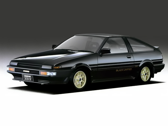 Picture of 1985 Toyota Sprinter