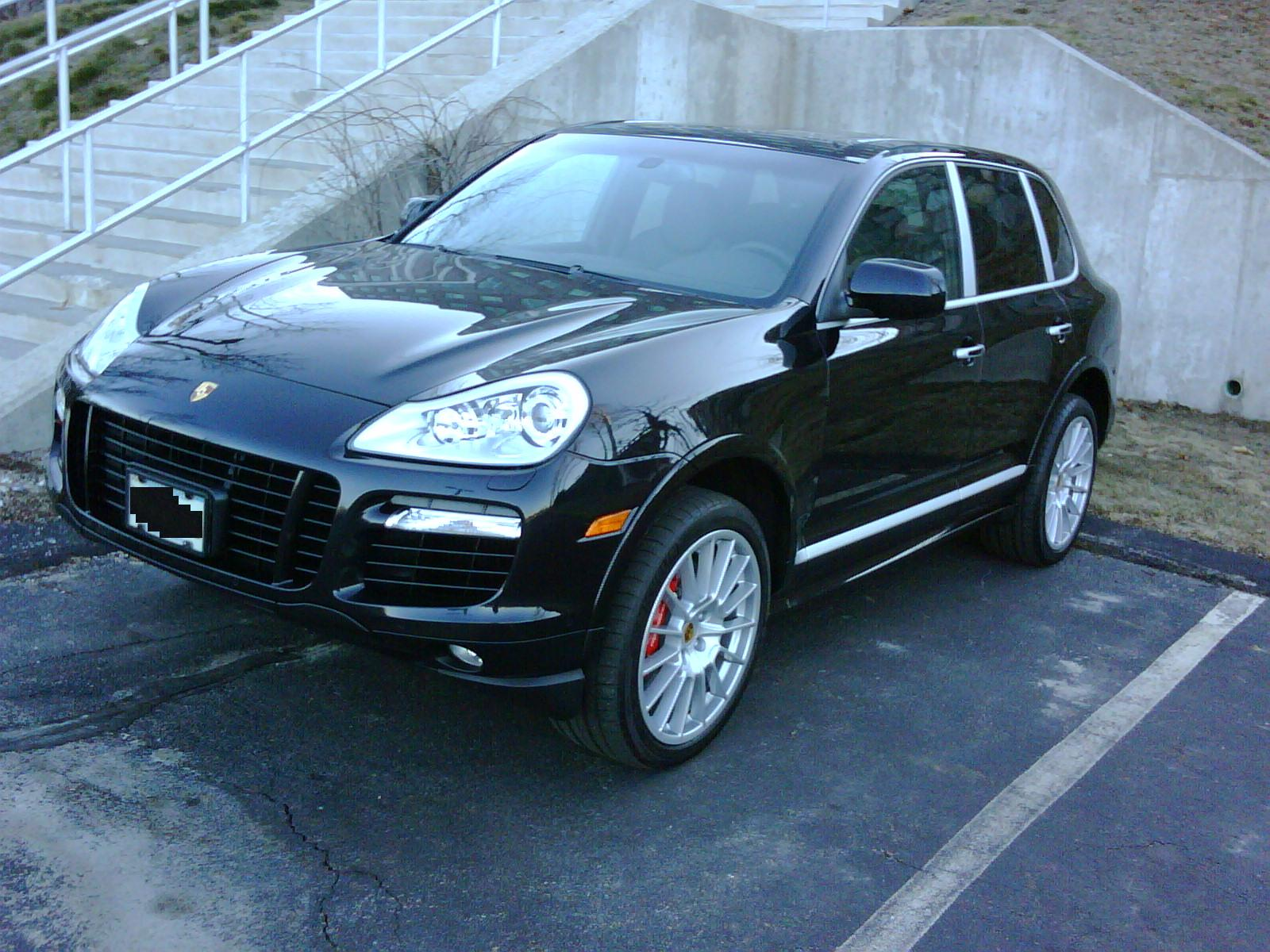 2009 porsche cayenne exterior pictures cargurus. Black Bedroom Furniture Sets. Home Design Ideas