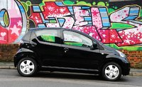 2009 Toyota Aygo Overview
