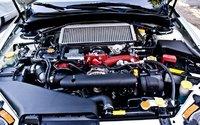 2009 Subaru Impreza WRX STi, Interior View, engine, manufacturer
