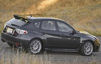 2009 Subaru Impreza WRX STi, Right Side View, manufacturer, exterior