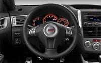 2009 Subaru Impreza WRX STi, Interior View, interior, manufacturer