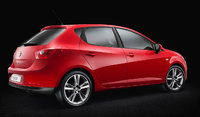 2009 Seat Ibiza, Right Side View, exterior, manufacturer