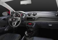 2009 Seat Ibiza, Interior View, interior, manufacturer