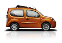 2009 Renault Kangoo, Right Side View, exterior, manufacturer