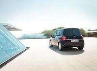 2009 Renault Modus, Back View, exterior, manufacturer